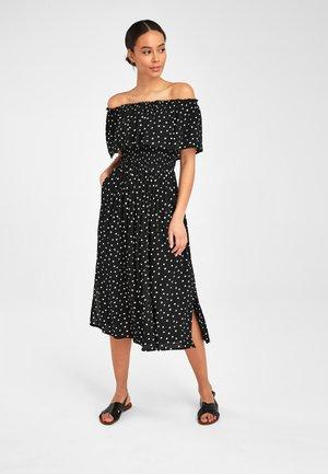 Spot Off  - Day dress - black