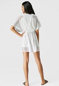 Next - Robe chemise - white - 2