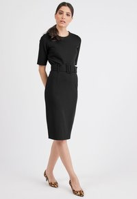 Next - Shift dress - black - 1