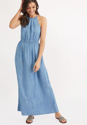 Maxikleid - blue