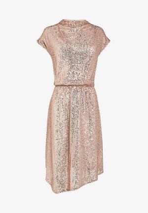 BOXY - Day dress - gold