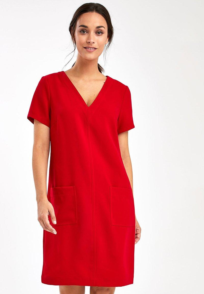 Next - Day dress - red
