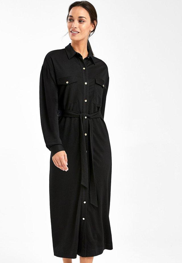 Vestido de tubo - black