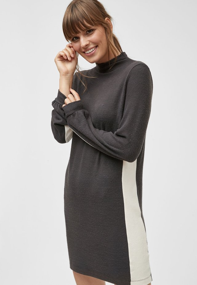Cosy High Neck - Sukienka letnia - gray