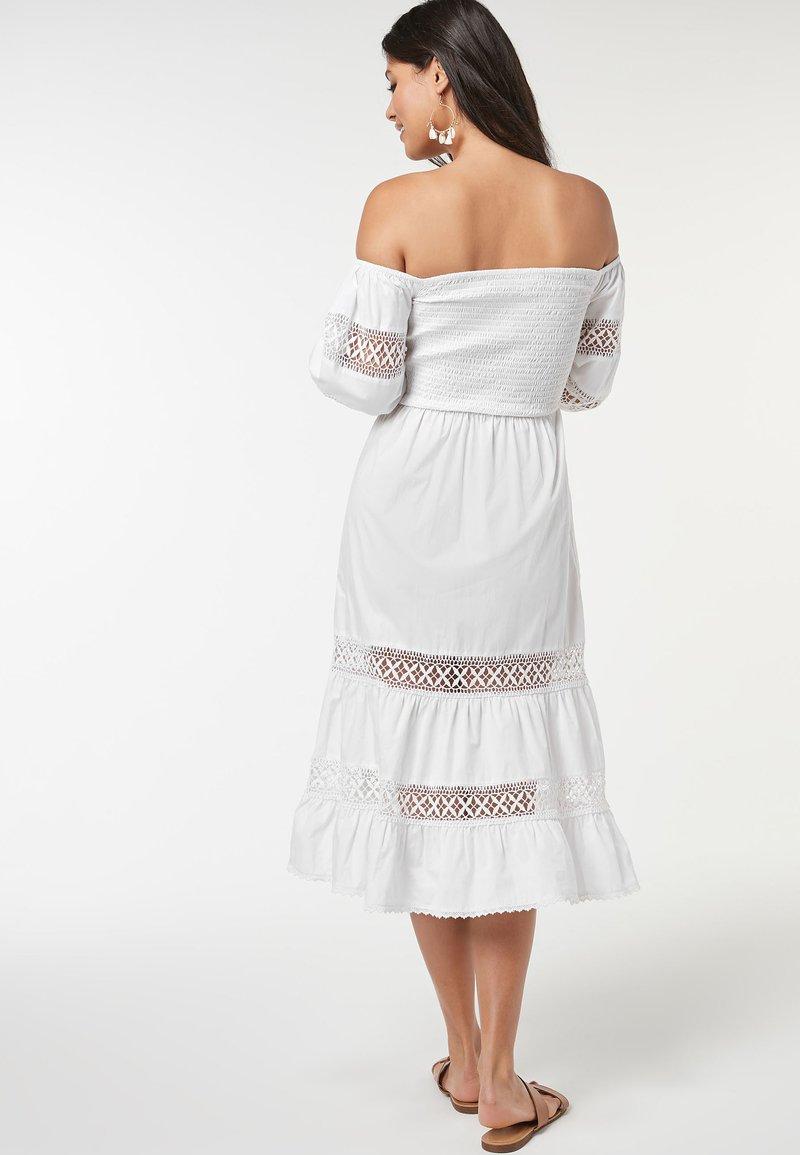 Next - Vestido informal - white