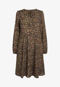 Next - TEA - Korte jurk - brown - 3