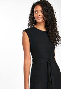 Next - BLACK TUBE DRESS - Shift dress - black - 3