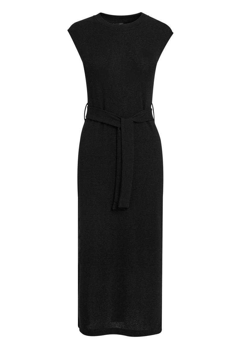 Next - BLACK TUBE DRESS - Shift dress - black