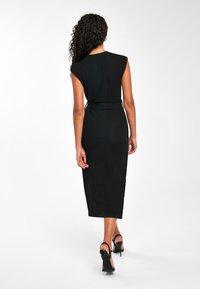 Next - BLACK TUBE DRESS - Shift dress - black - 2