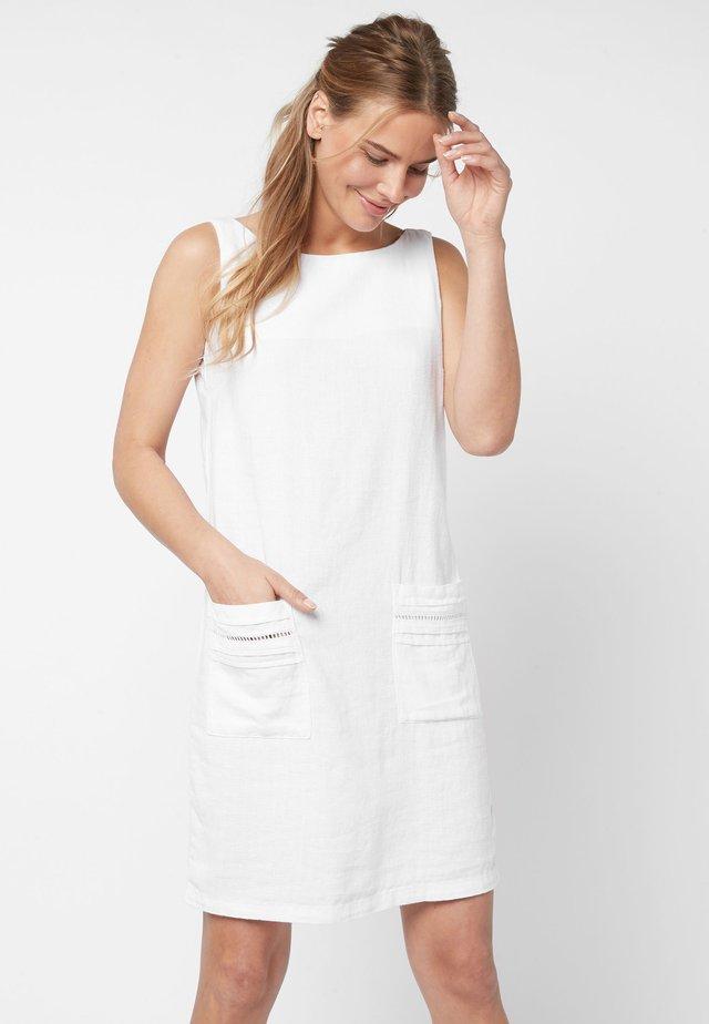 Vestido informal - off-white