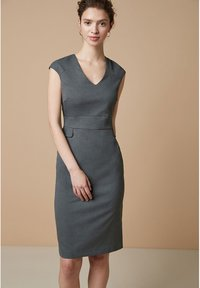 Next - Shift dress - grey - 0