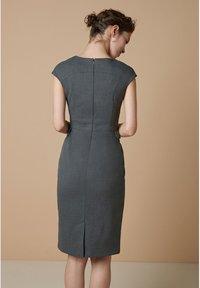 Next - Shift dress - grey - 2