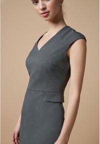Next - Shift dress - grey - 3
