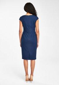 Next - Shift dress - blue - 1