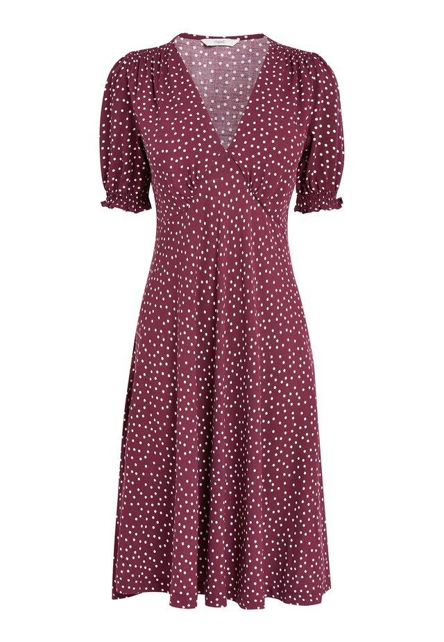 SMOCK - Day dress - purple