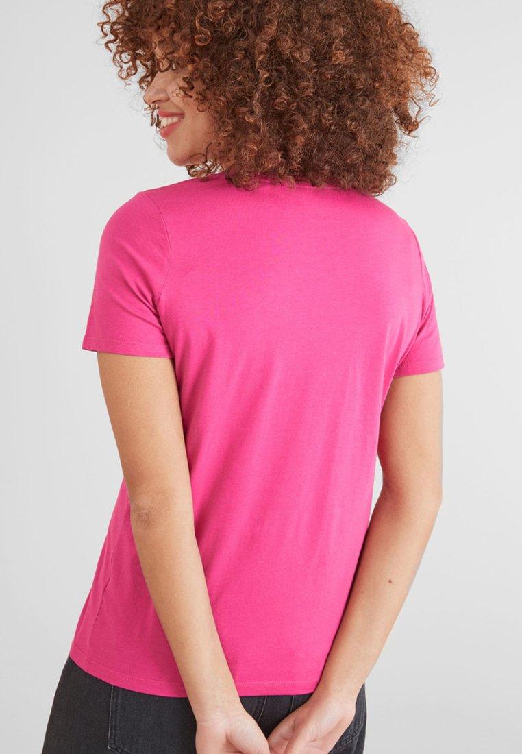 Next - T-Shirt basic - pink