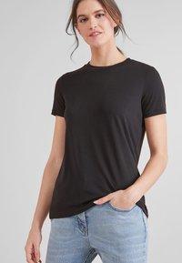 Next - T-shirt basique - black - 0