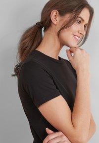 Next - T-shirt basique - black - 3
