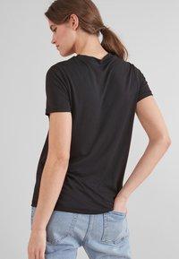 Next - T-shirt basique - black - 4