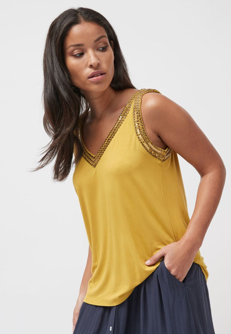 Next - Blouse - yellow