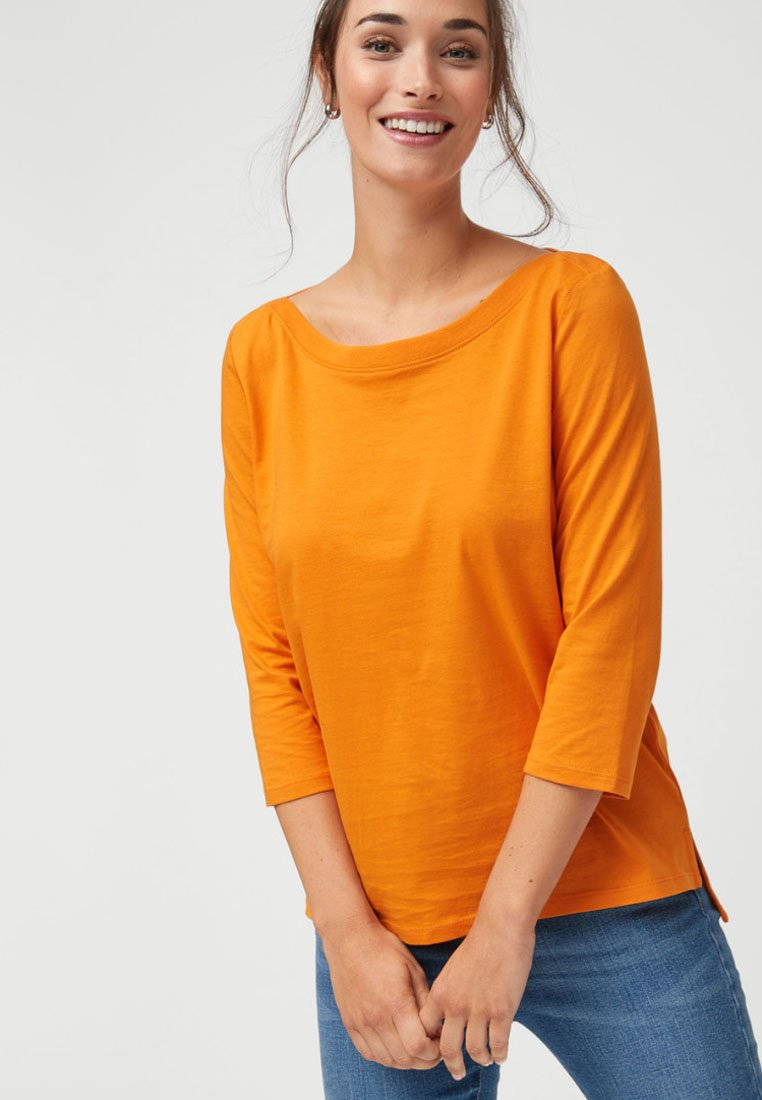 Next - Langarmshirt - orange