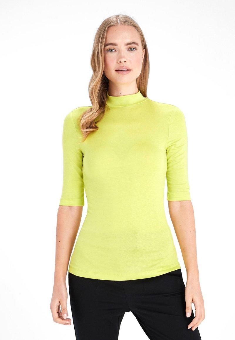 Next - LUXE HIGH  - T-Shirt basic - yellow