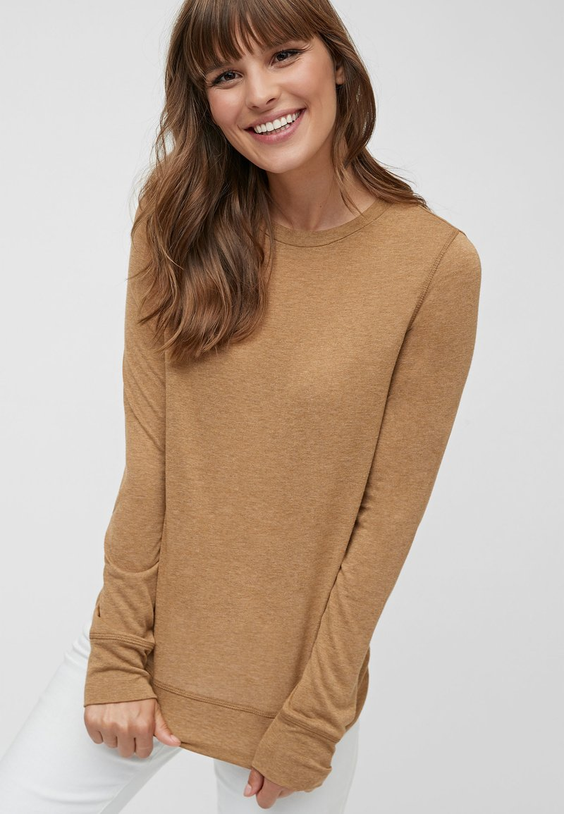 Next - Long sleeved top - brown