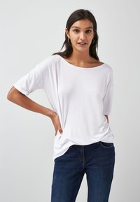 Next - Basic T-shirt - white - 0