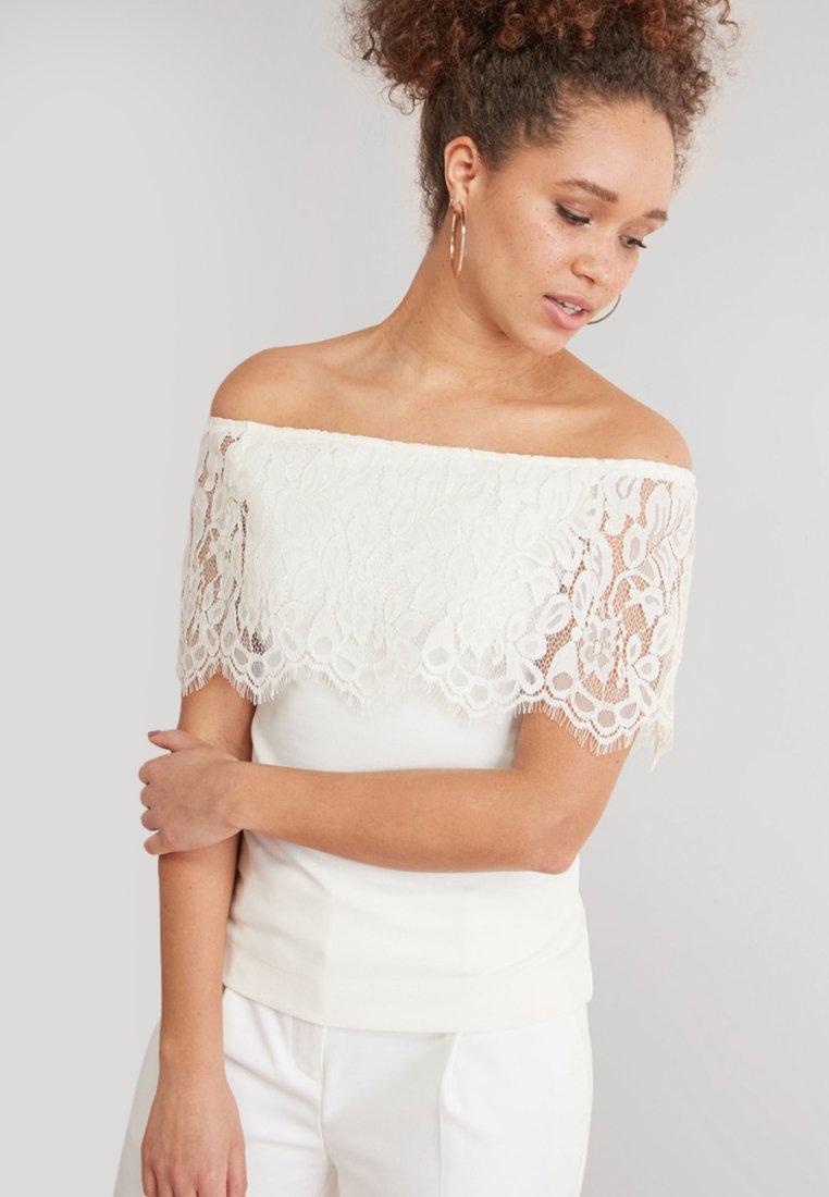 Next - Bluse - off-white