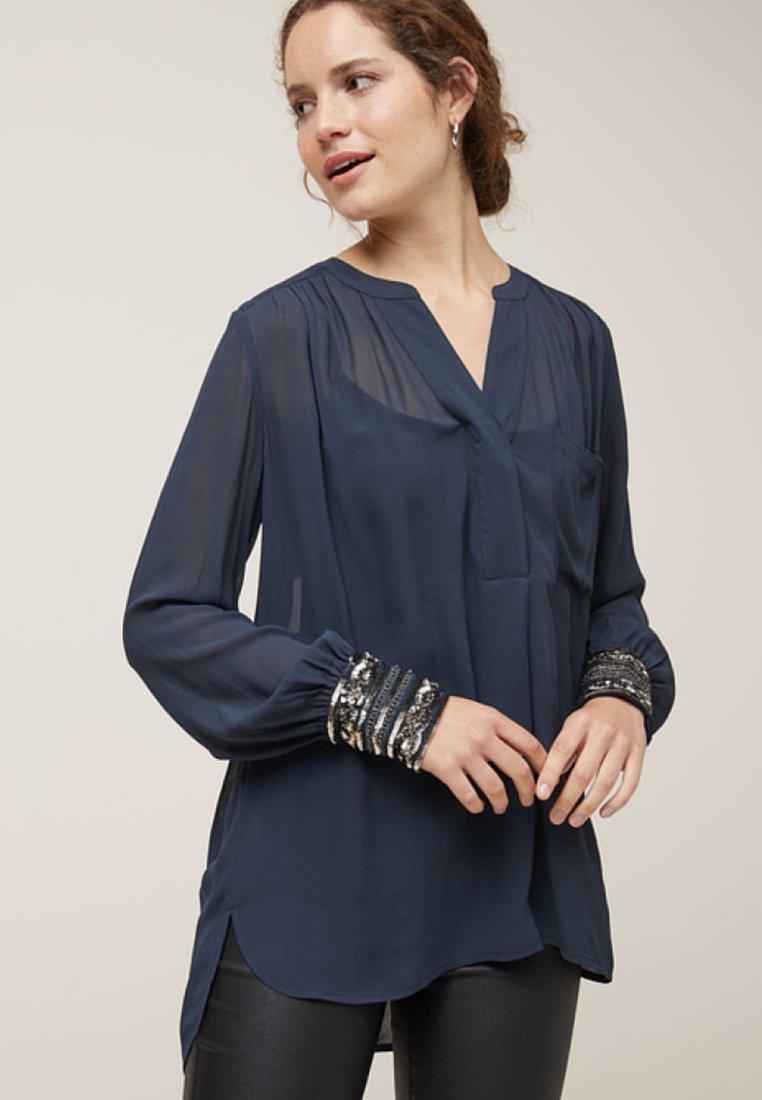 Next - Bluse - blue