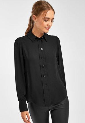 ECRU SCENIC PRINT LONG SLEEVE SHIRT - Overhemdblouse - black
