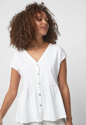 Blouse - white