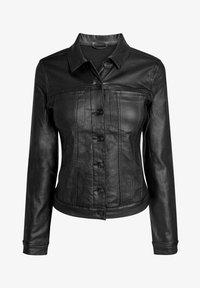 Next - Denim jacket - black - 3