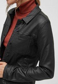 Next - Denim jacket - black - 2
