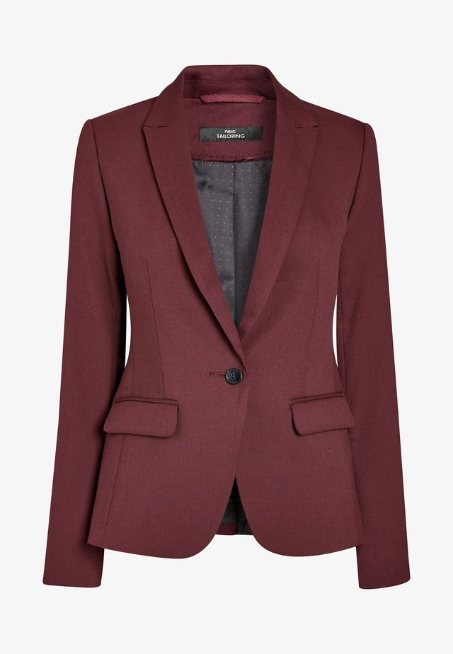 SINGLE BREASTED TAILORED FIT - Blazer - purple