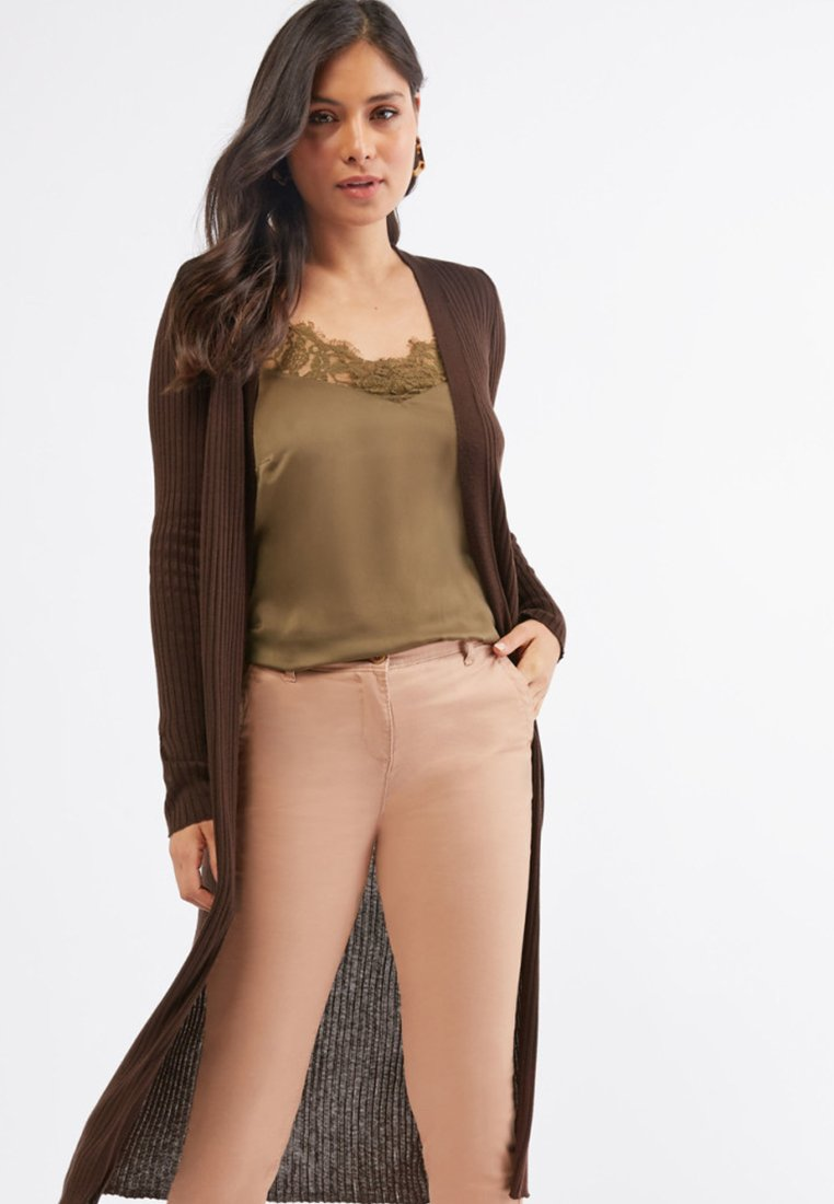 Next - Cardigan - brown