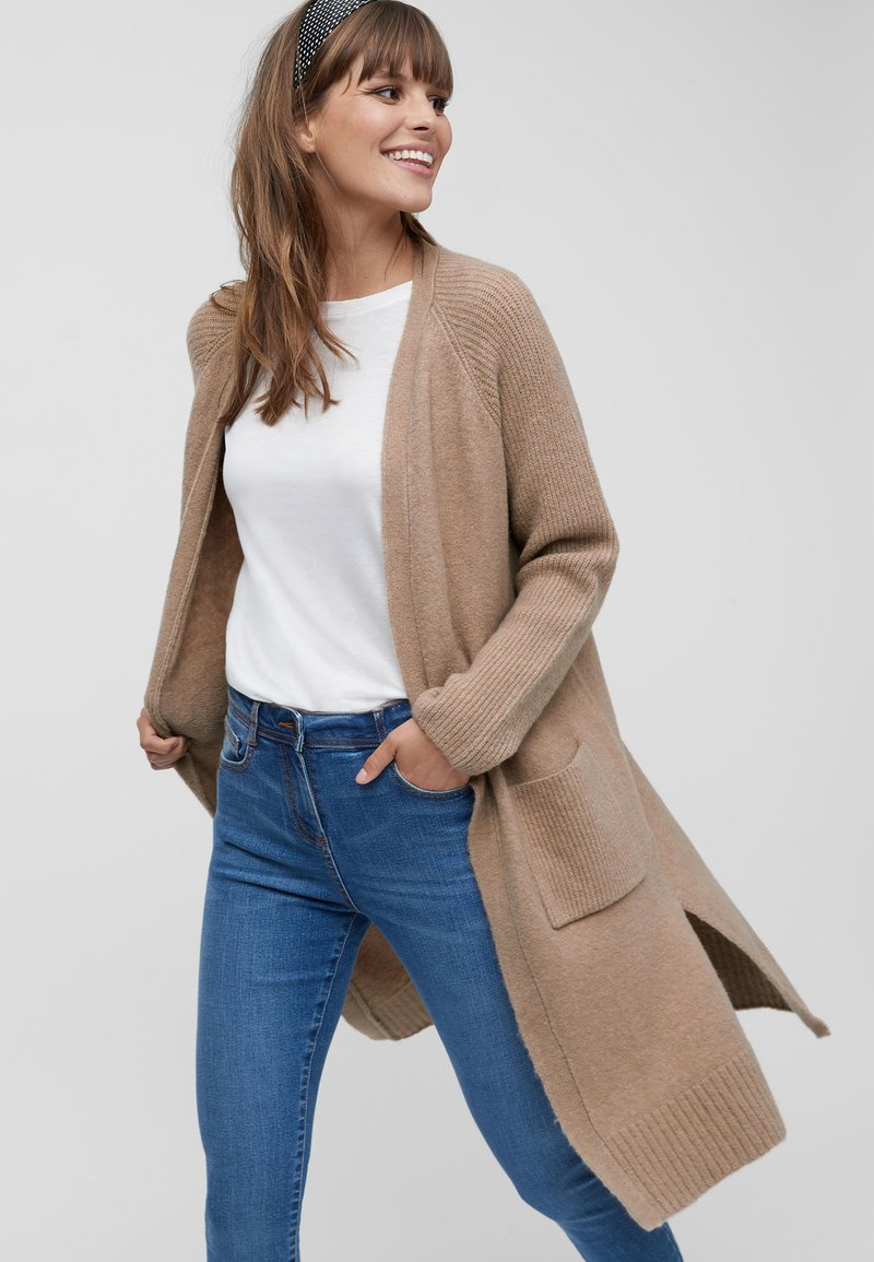 Next - LOFTY  - Cardigan - brown