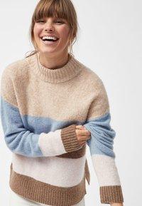 Next - Sweter - blue - 0