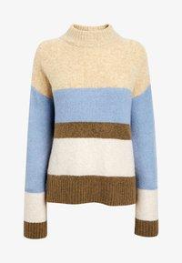 Next - Sweter - blue - 4