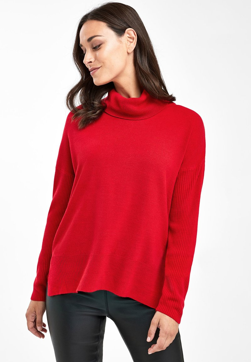 Next - Pullover - red