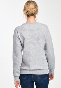Next - LET IT SNOW CHRISTMAS - Sweatshirt - grey - 1