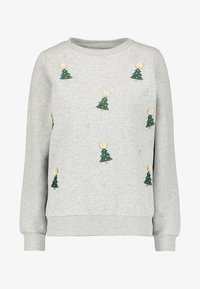 Next - LET IT SNOW CHRISTMAS - Sweatshirt - grey - 3