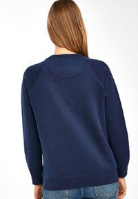Next - CHRISTMAS PUDDING - Sweatshirt - blue - 1