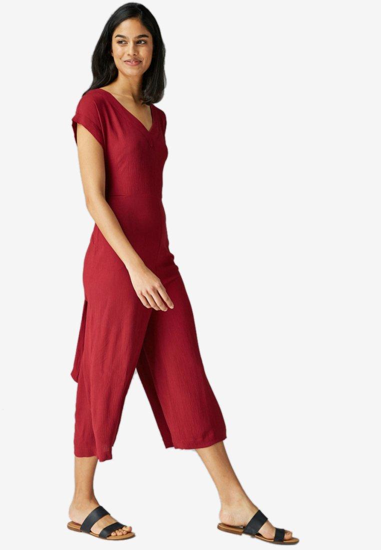 Next - Jumpsuit - red
