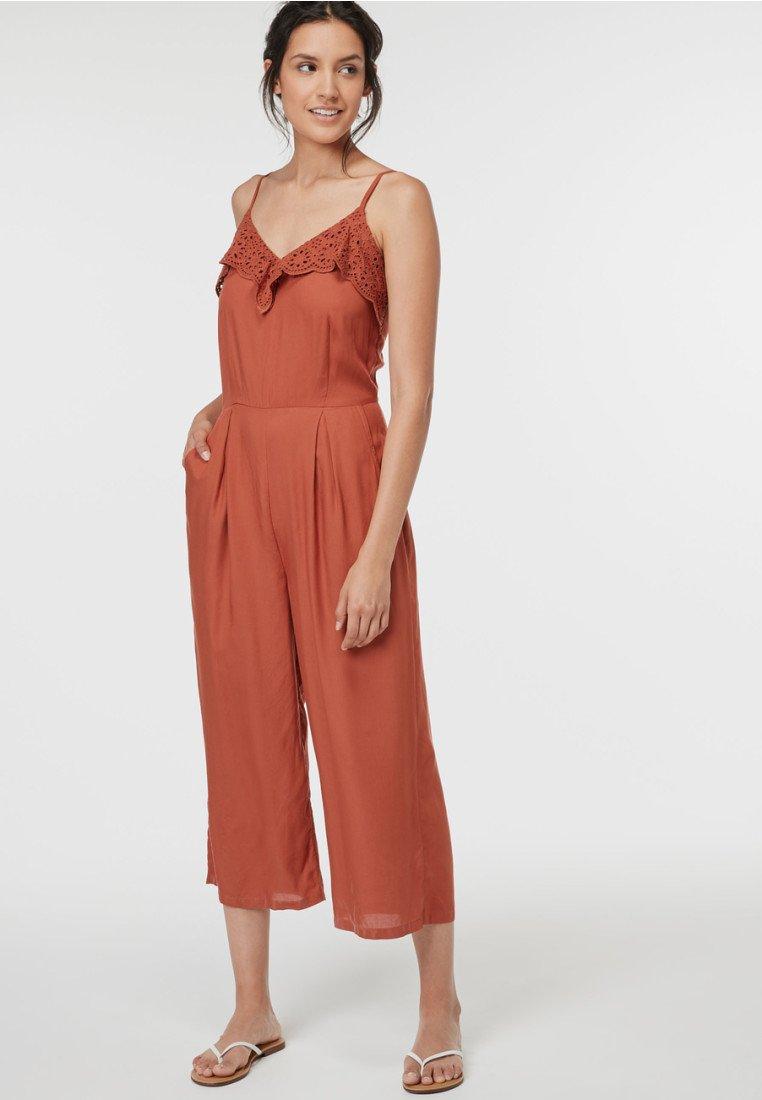 Next - Jumpsuit - brown