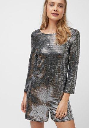 Tuta jumpsuit - silver