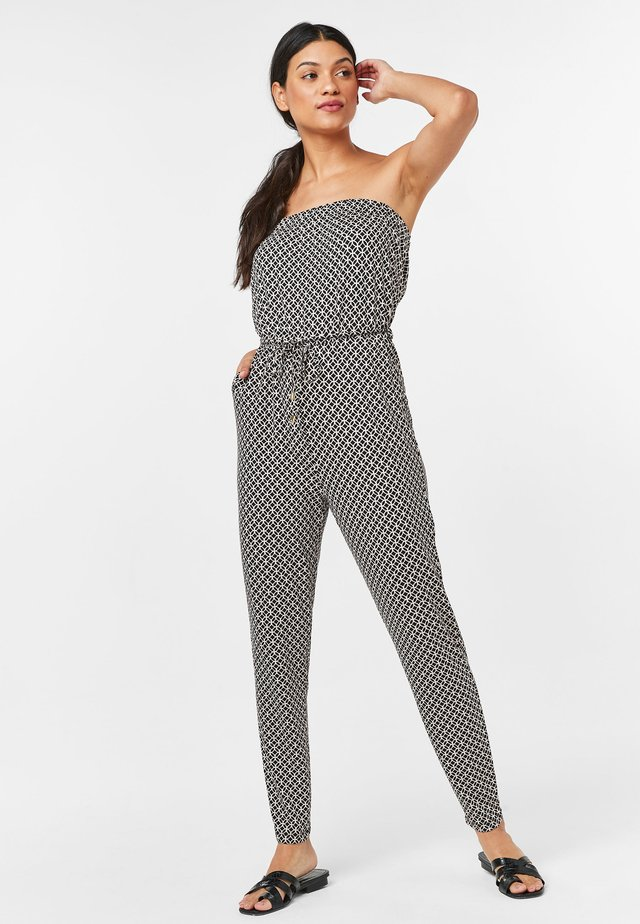 GEO  - Jumpsuit - black