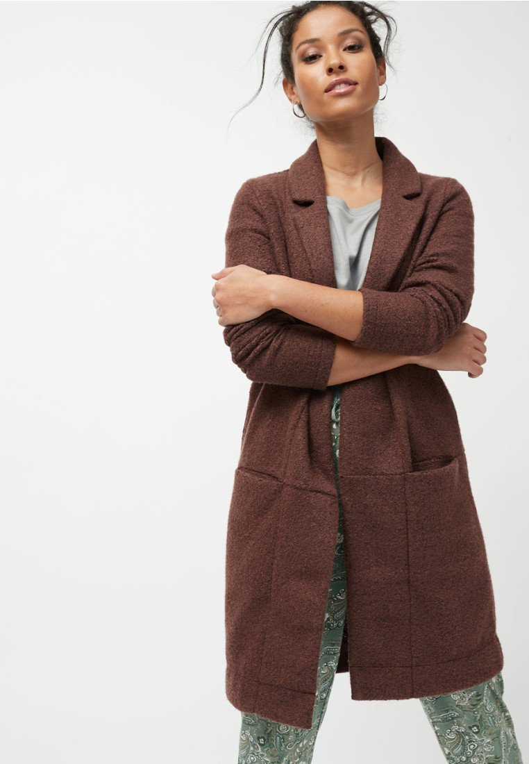 Next - REVERE - Short coat - brown