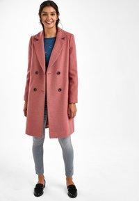 Next - EMMA WILLIS - Manteau classique - pink - 1