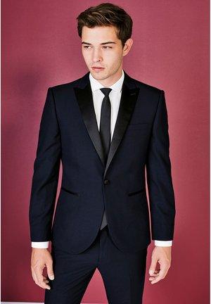 TUXEDO SUIT: JACKET - Suit jacket - blue